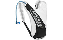 CamelBak Hydrobak Trinkrucksack white/black